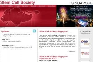 Stem Cell Research Singapore